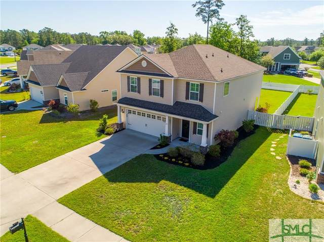 473 Sunbury Drive, Richmond Hill, GA 31324 (MLS #226978) :: The Arlow Real Estate Group