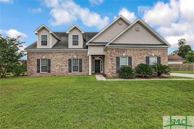700 Canyon Drive, Savannah, GA 31419 (MLS #226979) :: Heather Murphy Real Estate Group