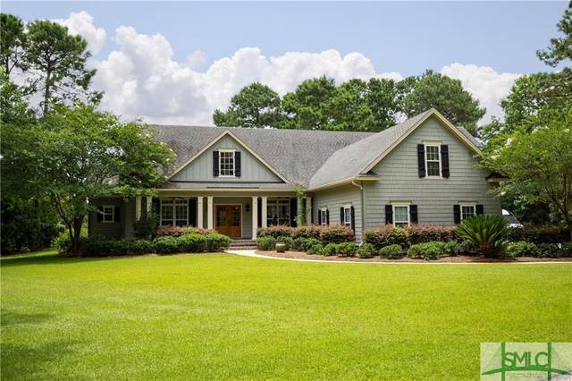 145 Demeries Lake Lane, Richmond Hill, GA 31324 (MLS #226980) :: Level Ten Real Estate Group