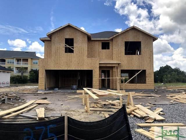579 Burke Drive, Hinesville, GA 31313 (MLS #226997) :: Bocook Realty