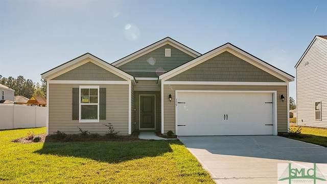 140 Troupe Drive, Savannah, GA 31407 (MLS #227006) :: Heather Murphy Real Estate Group