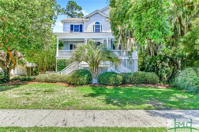 16 Sapphire Island Road, Savannah, GA 31410 (MLS #227007) :: The Arlow Real Estate Group