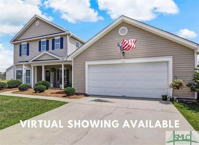 2 Ballasalla Loop, Savannah, GA 31407 (MLS #227008) :: The Arlow Real Estate Group