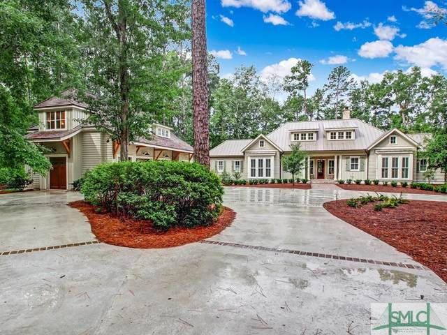 262 Spanish Moss Lane, Richmond Hill, GA 31324 (MLS #227017) :: The Arlow Real Estate Group