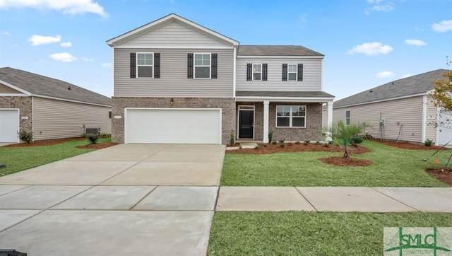 151 Troupe Drive, Pooler, GA 31322 (MLS #227030) :: Heather Murphy Real Estate Group