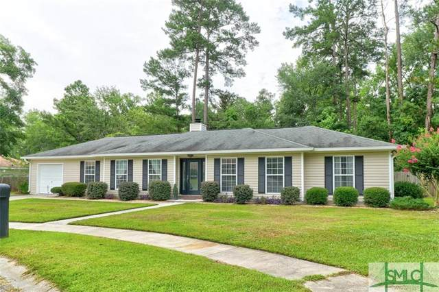 813 Rosalie Court, Rincon, GA 31326 (MLS #227031) :: Coastal Savannah Homes