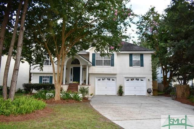 11 Rigger Court, Savannah, GA 31410 (MLS #227044) :: The Arlow Real Estate Group