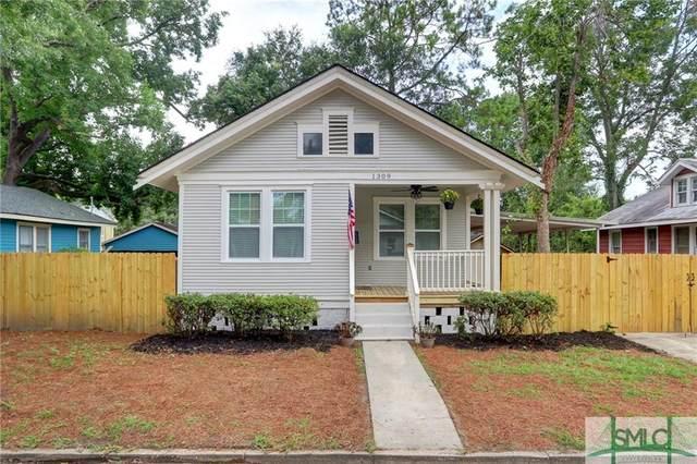 1309 Seiler Avenue, Savannah, GA 31404 (MLS #227052) :: The Arlow Real Estate Group