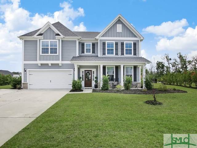 115 Baynard Street, Pooler, GA 31322 (MLS #227058) :: The Arlow Real Estate Group