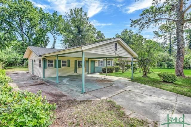 1410 Audubon Drive, Savannah, GA 31415 (MLS #227063) :: Keller Williams Coastal Area Partners