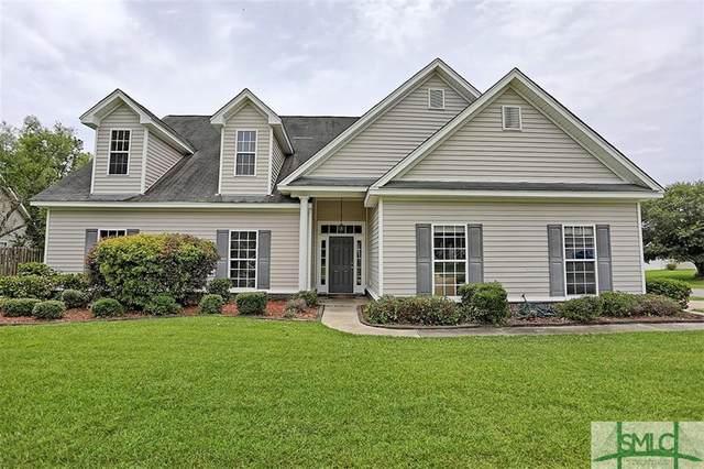 328 Stonebridge Circle, Savannah, GA 31419 (MLS #227068) :: Bocook Realty