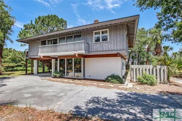 6 7th Street, Tybee Island, GA 31328 (MLS #227073) :: Bocook Realty