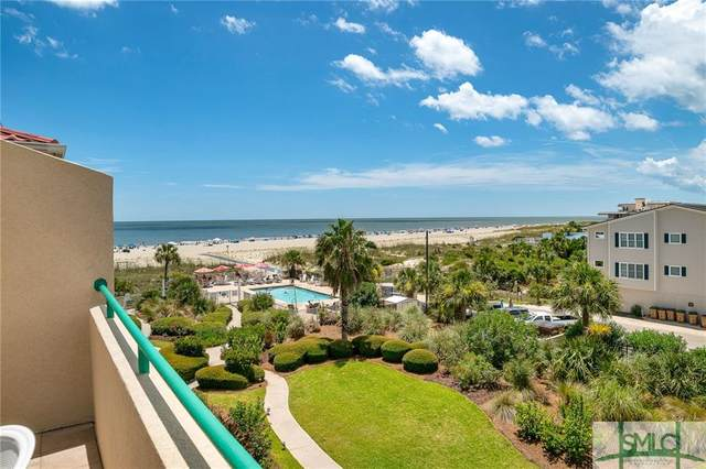 214 Butler Avenue #305, Tybee Island, GA 31328 (MLS #227080) :: The Arlow Real Estate Group