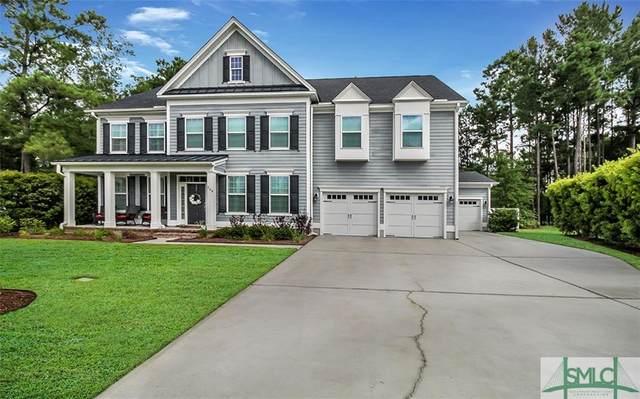 209 Claremont Way, Pooler, GA 31322 (MLS #227085) :: Keller Williams Realty-CAP