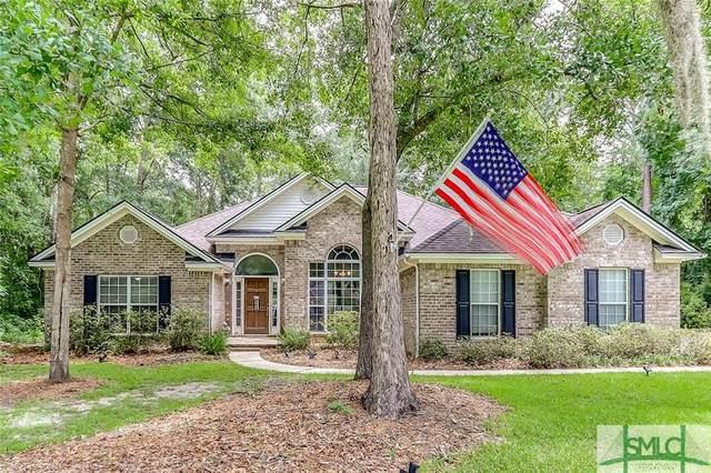 150 Laurenburg Drive, Richmond Hill, GA 31324 (MLS #227086) :: The Arlow Real Estate Group