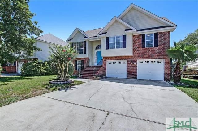 19 Teakwood Drive, Savannah, GA 31410 (MLS #227093) :: The Arlow Real Estate Group
