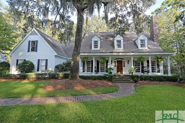 4 Springfield Crossing, Savannah, GA 31411 (MLS #227101) :: Partin Real Estate Team at Luxe Real Estate Services