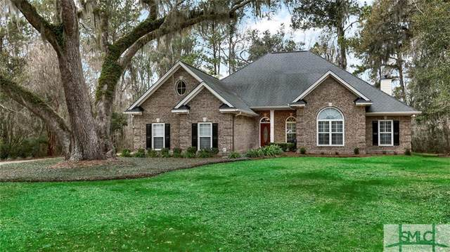 340 Shadow Moss Circle, Richmond Hill, GA 31324 (MLS #227105) :: The Arlow Real Estate Group
