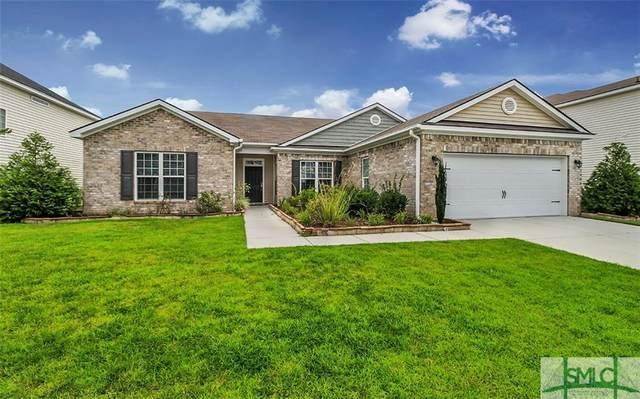 7 Salix Drive, Savannah, GA 31322 (MLS #227112) :: Liza DiMarco