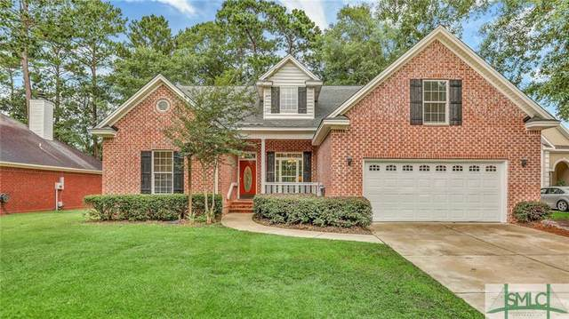 161 Egrets Way Lane, Richmond Hill, GA 31324 (MLS #227115) :: Partin Real Estate Team at Luxe Real Estate Services