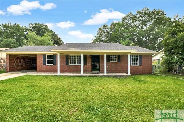 621 Parker Drive, Hinesville, GA 31313 (MLS #227116) :: Glenn Jones Group | Coldwell Banker Access Realty
