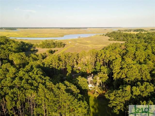 2173 Grove Point Road, Savannah, GA 31419 (MLS #227121) :: Keller Williams Coastal Area Partners