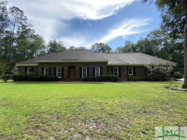 21532 Ga Highway 144 Highway, Richmond Hill, GA 31324 (MLS #227125) :: Level Ten Real Estate Group