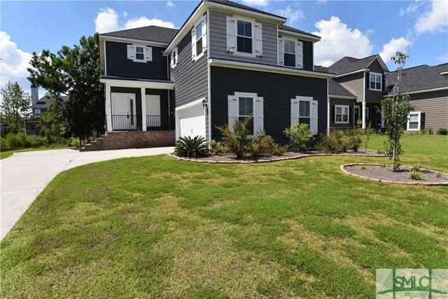 61 Waverly Lane, Richmond Hill, GA 31324 (MLS #227130) :: The Arlow Real Estate Group