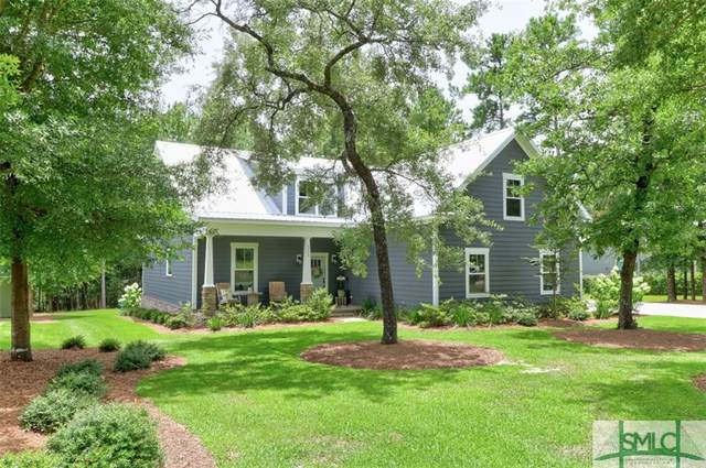 111 Cornerstone Drive, Springfield, GA 31329 (MLS #227135) :: Bocook Realty