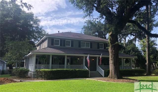 724 Bradley Point Road, Savannah, GA 31410 (MLS #227138) :: Keller Williams Coastal Area Partners