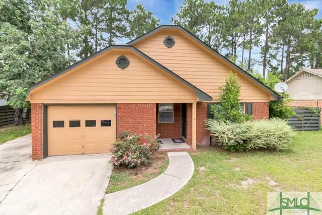 720 Robin Hood Drive, Hinesville, GA 31313 (MLS #227153) :: Bocook Realty