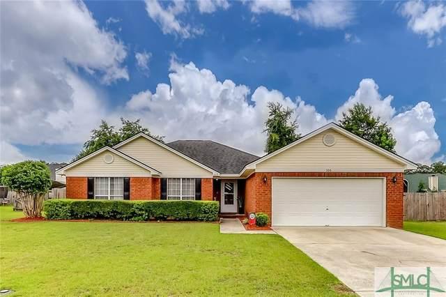 105 Amber Drive, Rincon, GA 31326 (MLS #227155) :: Coastal Savannah Homes