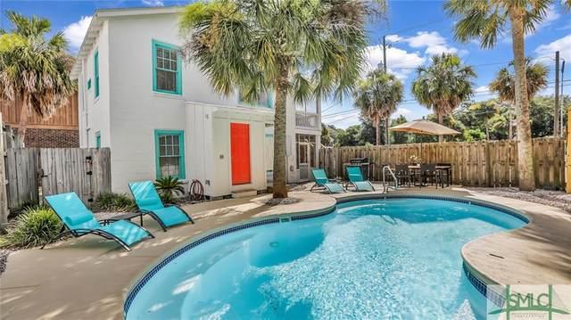 1303 Butler Avenue, Tybee Island, GA 31328 (MLS #227165) :: The Arlow Real Estate Group
