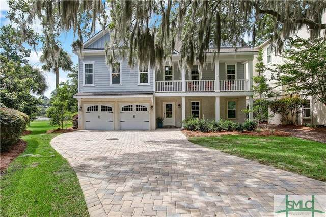 14 Dockside Drive, Savannah, GA 31410 (MLS #227171) :: Teresa Cowart Team