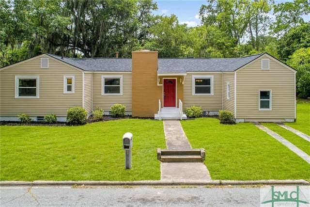 2325 Mississippi Avenue, Savannah, GA 31404 (MLS #227194) :: Liza DiMarco