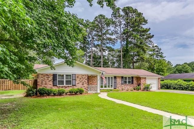 402 Pinewood Drive, Pooler, GA 31322 (MLS #227197) :: Bocook Realty