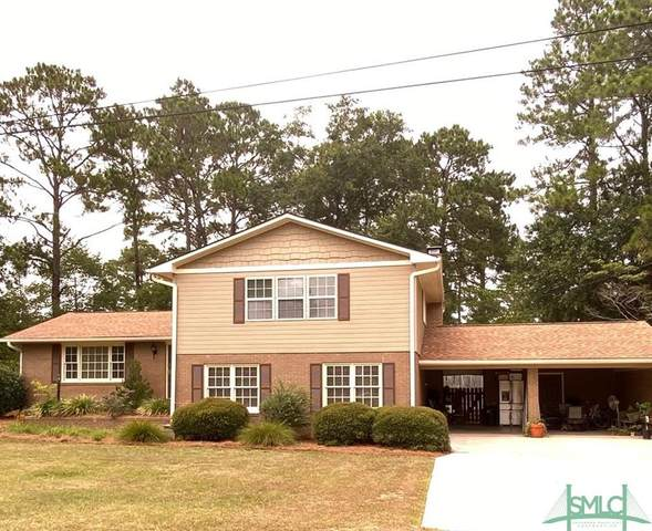 814 Estroff Drive, Vidalia, GA 30474 (MLS #227200) :: Coastal Homes of Georgia, LLC