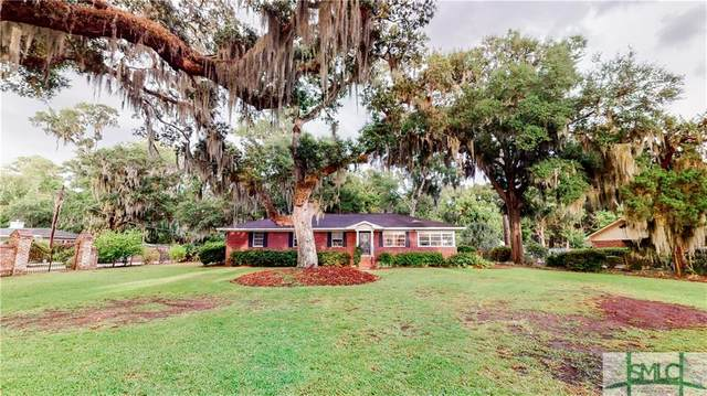 1713 Wilmington Island Road, Savannah, GA 31410 (MLS #227226) :: McIntosh Realty Team
