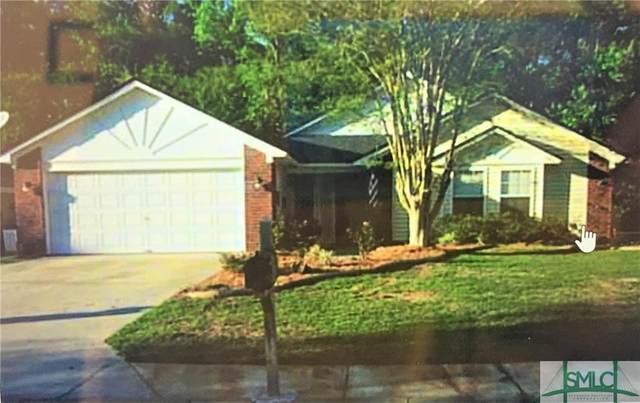 241 Bordeaux Lane, Savannah, GA 31419 (MLS #227227) :: Keller Williams Coastal Area Partners