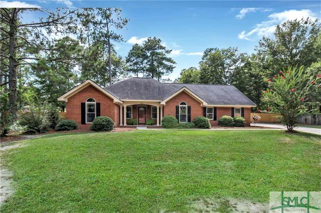 104 Woodpecker Trail, Guyton, GA 31312 (MLS #227234) :: Keller Williams Coastal Area Partners