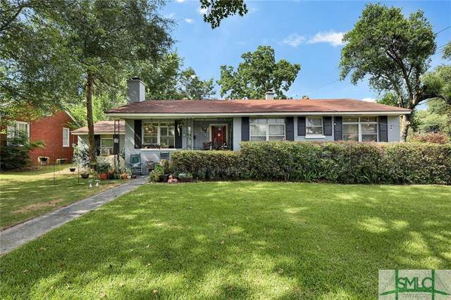 638 E 60th Street, Savannah, GA 31405 (MLS #227235) :: Liza DiMarco