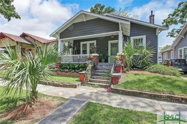 1109 E 41st Street, Savannah, GA 31404 (MLS #227238) :: The Arlow Real Estate Group