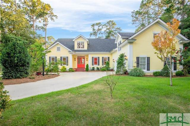 2 Cannon Lane, Savannah, GA 31411 (MLS #227239) :: Keller Williams Coastal Area Partners