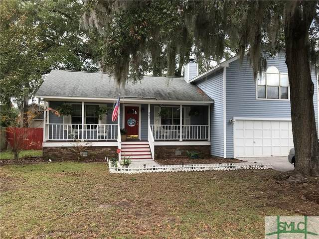 562 Oemler Loop, Savannah, GA 31410 (MLS #227240) :: Liza DiMarco