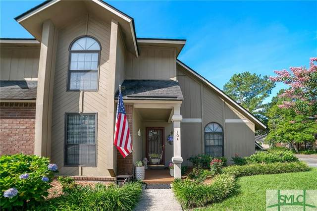 459 Mall Boulevard #104, Savannah, GA 31406 (MLS #227247) :: Keller Williams Realty-CAP
