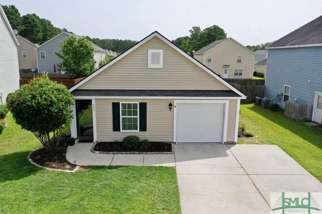306 Winchester Drive, Pooler, GA 31322 (MLS #227252) :: Teresa Cowart Team