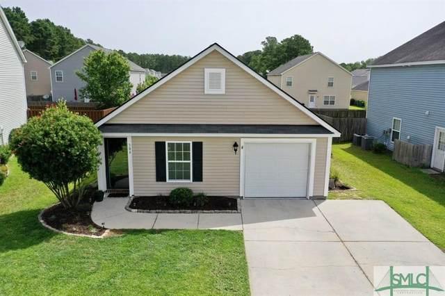 306 Winchester Drive, Pooler, GA 31322 (MLS #227252) :: The Arlow Real Estate Group