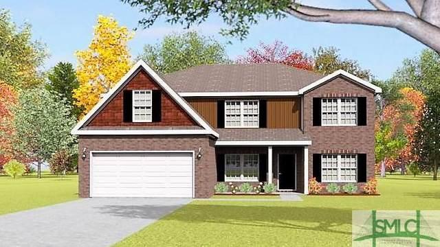 365 Coconut Drive, Bloomingdale, GA 31302 (MLS #227255) :: Keller Williams Coastal Area Partners