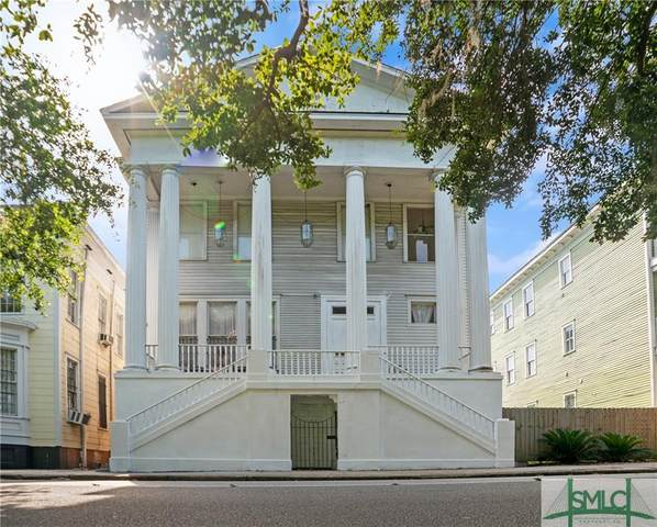 808 Drayton Street, Savannah, GA 31401 (MLS #227258) :: Heather Murphy Real Estate Group