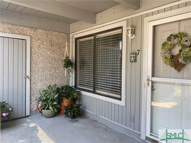 102 Oyster Shell Road C-7, Savannah, GA 31410 (MLS #227262) :: Keller Williams Coastal Area Partners